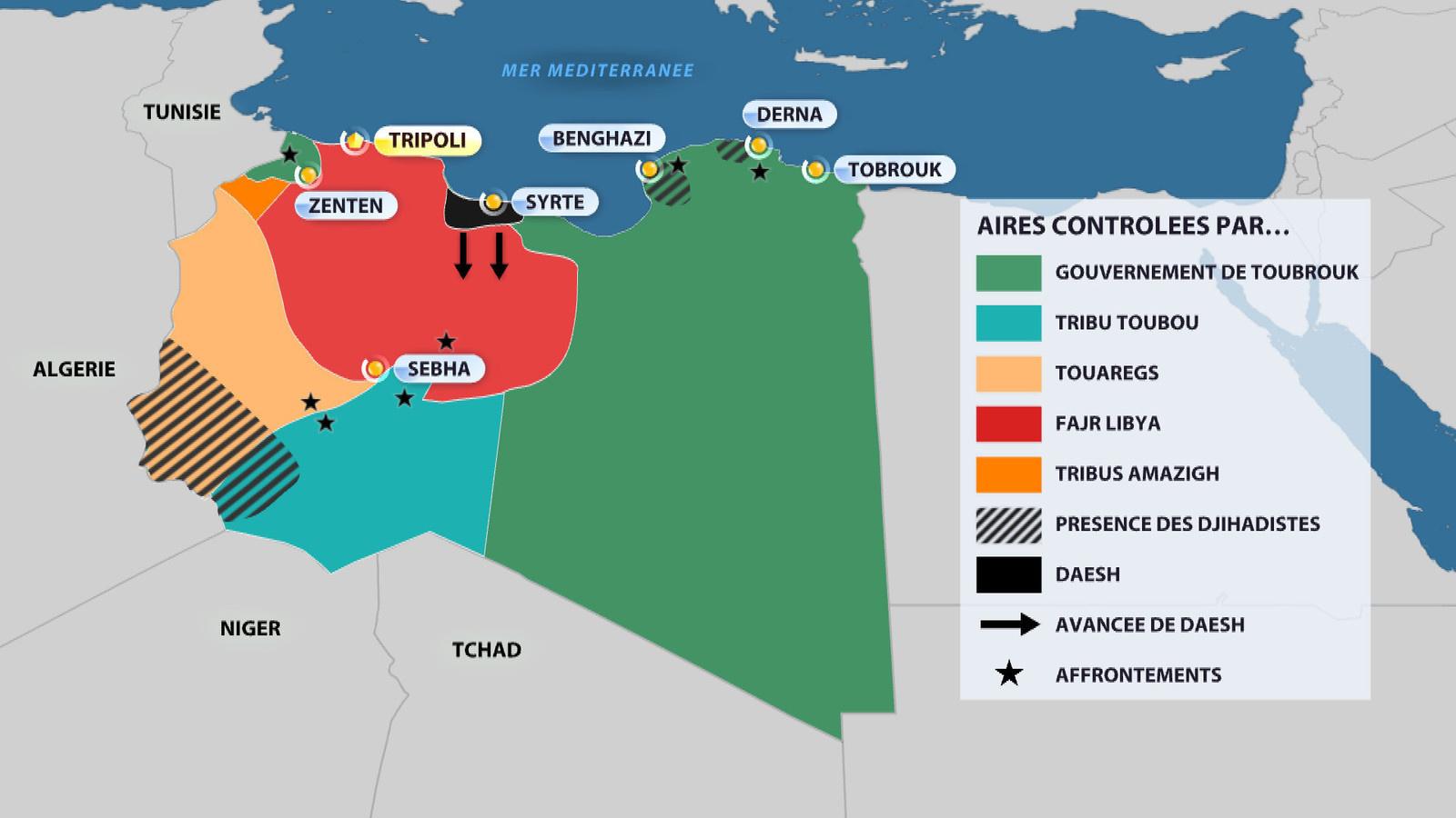LIBIA (carte LIMES)