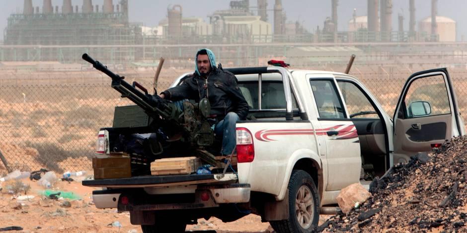 Libye frtappe us