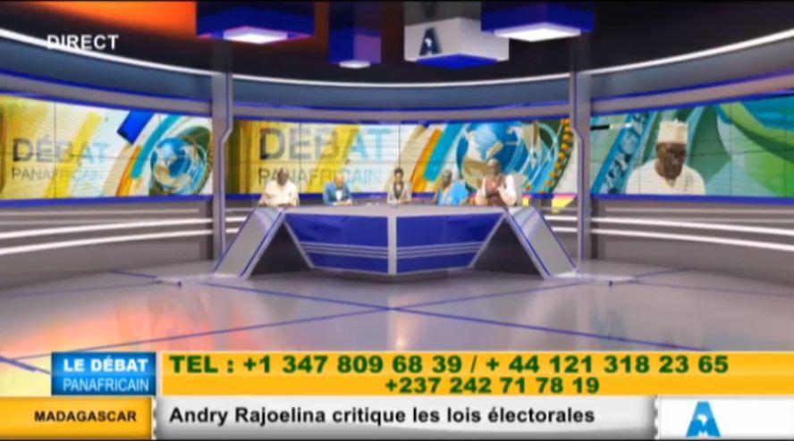 AMTV - DEBAT LM pub émission (2018 06 03)