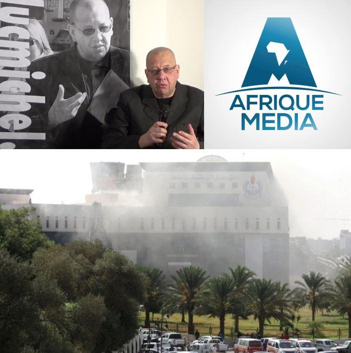 AMTV - FACE ACTU LM guerre du petrole en libye II (2018 09 11)