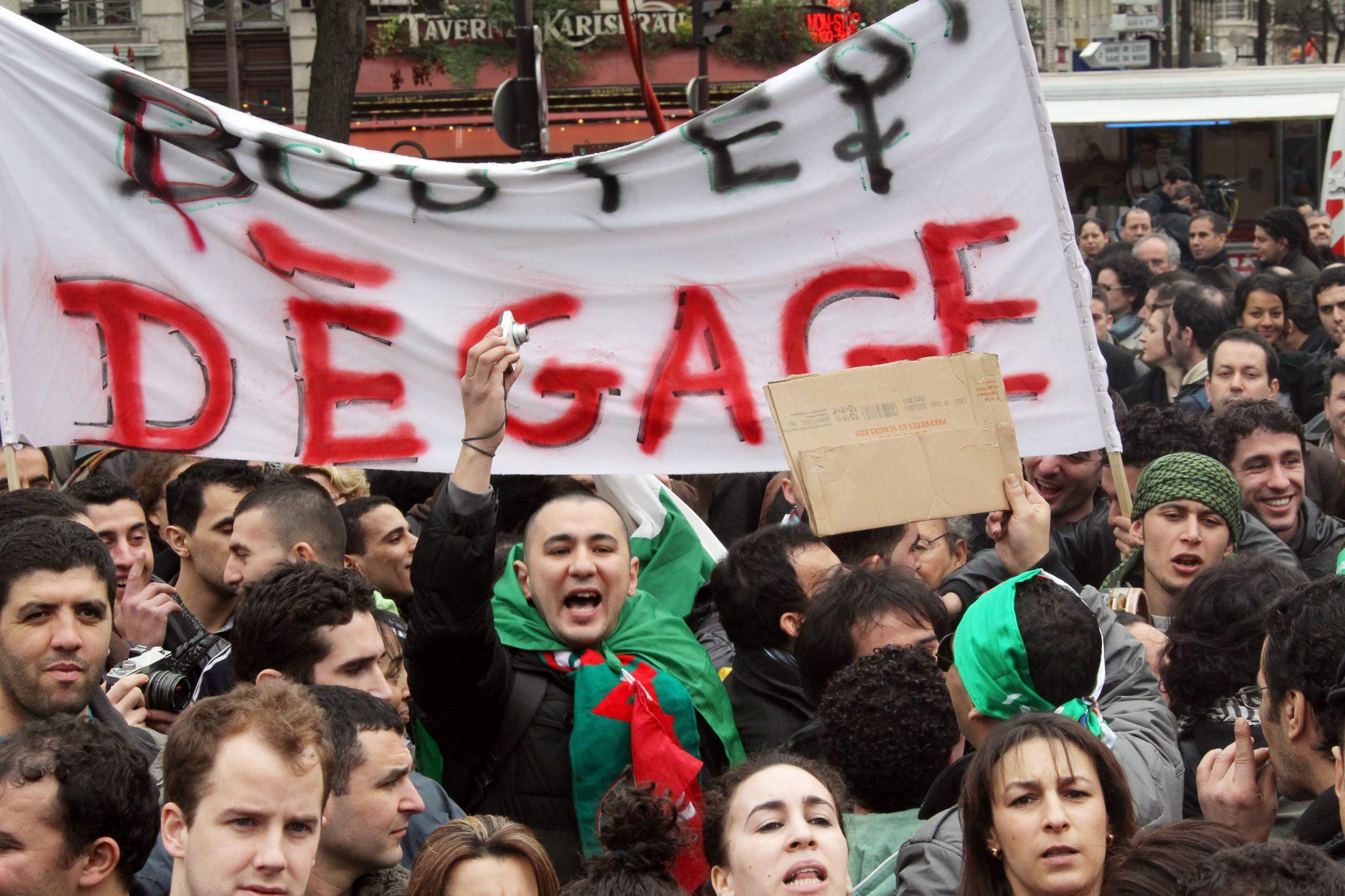 LM.GEOPOL - Algérie printemps III (2019 03 11) FR 1