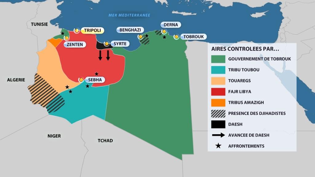 FLASH.GEOPOL - 024 - Alliances obliques en libye (2019 04 19) FR 2