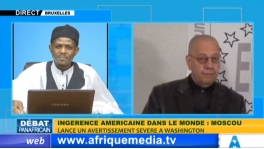 AMTV - DEBAT LM cynisme libye soudan (2019 05 12)