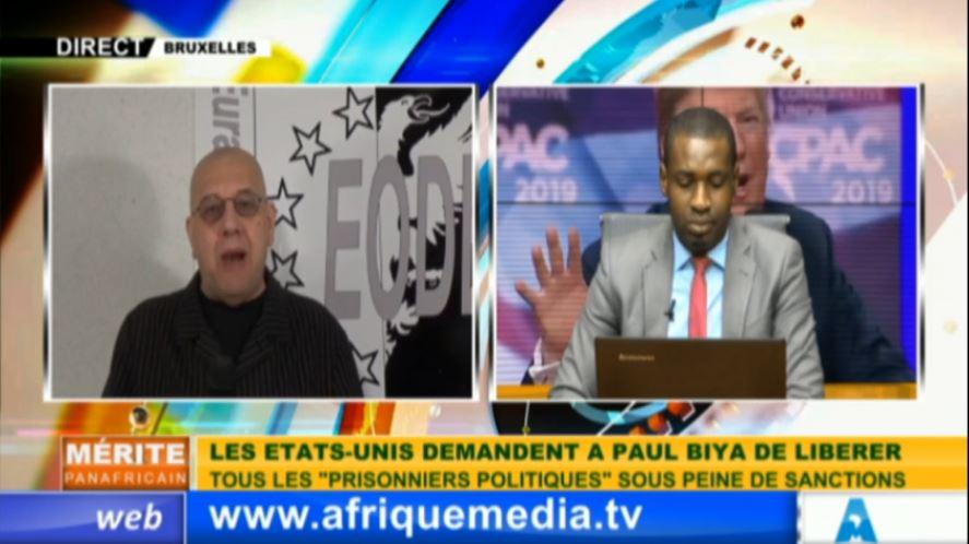 AMTV - MERITE LM défendre l'afrique (2019 05 24)