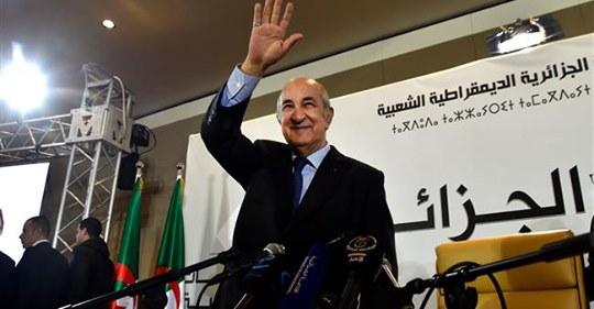 SOLIDARITE ALGERIE - RP président élu II (2019 12 15) FR