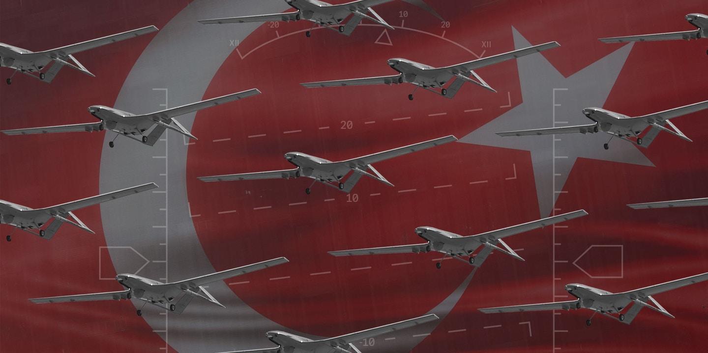 LM.GEOPOL - Guerre des drones turcs (2020 03 10) FR 1