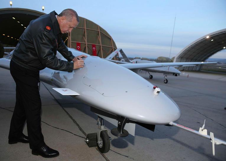 LM.GEOPOL - Guerre des drones turcs (2020 03 10) FR 4