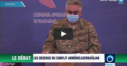 LM.GEOPOL - Arménie VI militarisme turc (2020 07 22) FR