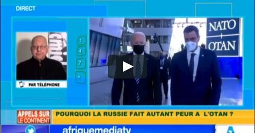 VIDEOS-NET-2021 - 042 SOMMET DE L'OTAN (2021 06 16)