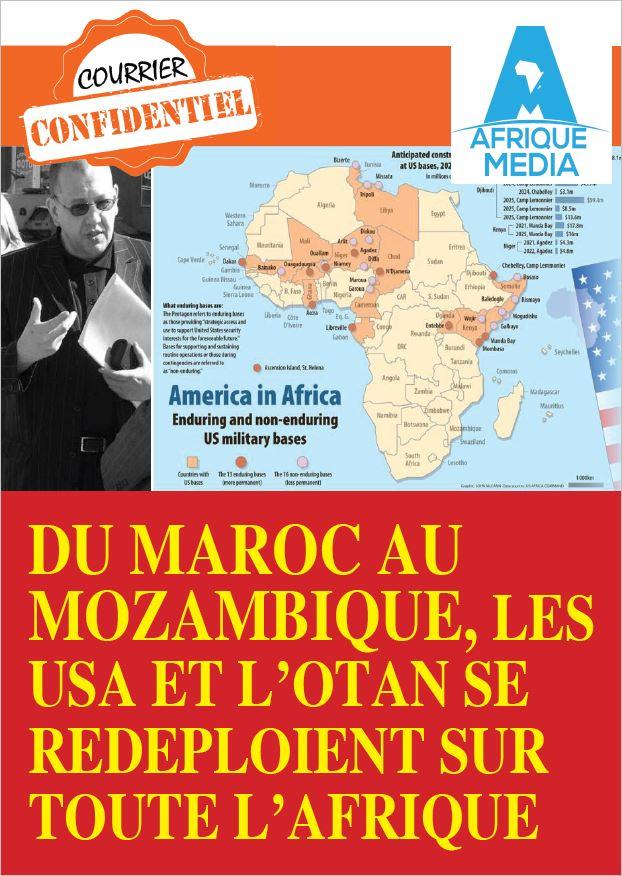 AM MAG - DANGER AMERICAIN EN AFRIQUE (2021 09 18)